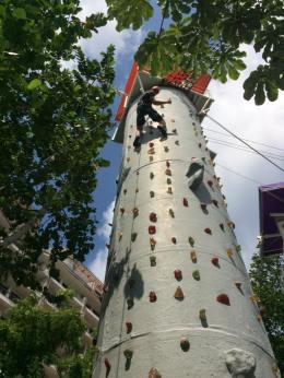 cozumel climbing