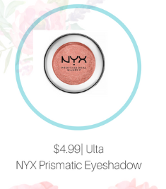 NYX eyeshadow 1